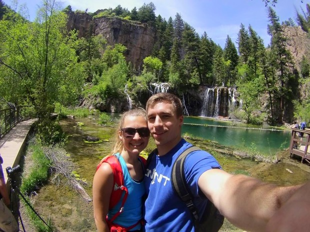 My #1 travel partner & hiking buddy